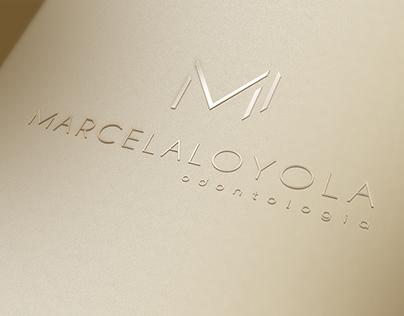 Logotipo Marcela Loyola