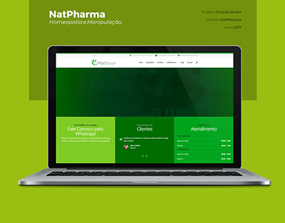 NatPharma - Web Site
