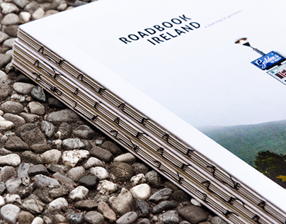 Roadbook Irleland – Photobook