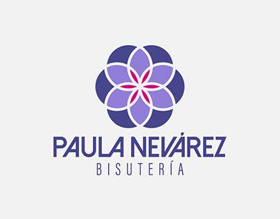 Diseño de Imagen Corporativa para Paula Nevárez
