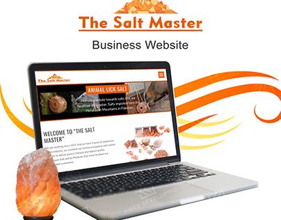 the salt master business website