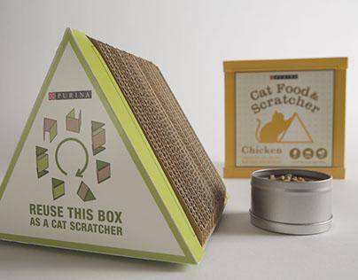Reusable Cat Food Packaging