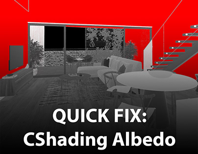 How To Fix The Albedo Material In Corona Renderer