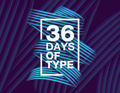 36 Days Of Type and QUBA Project