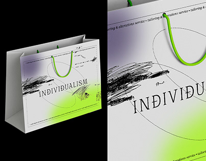 INDIVIDUALISM   Branding
