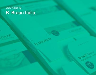 packaging - B. Braun Italia