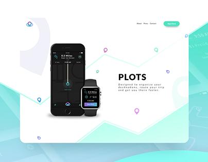 Plots Concept App