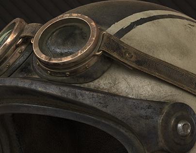 Viejo casco, CG.