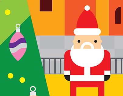 Google+ Christmas Cover Photo