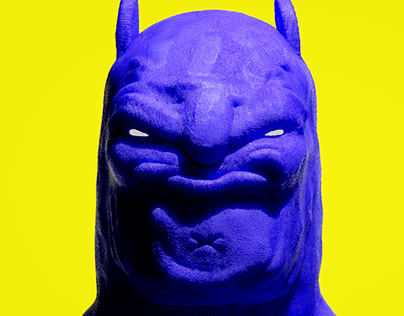 The Dark Blue Knight