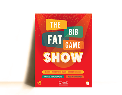 The Big Fat GAME SHOW