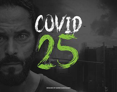 Covid 25 Poster