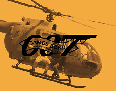 007 James bond Hachette Collections | Direct marketing