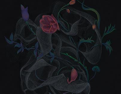 """""""Blooming smoke''"""
