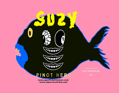 Website for Suzy Wine