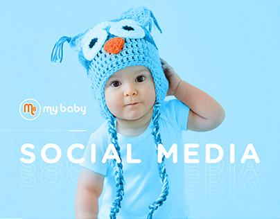 My Baby Boutique Social media