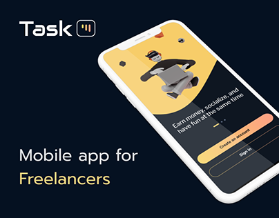 Mobile App for Freelancing