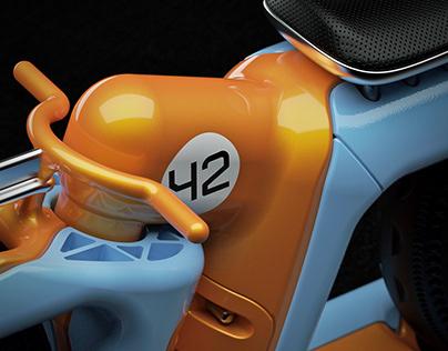 B2 - Motorcycle