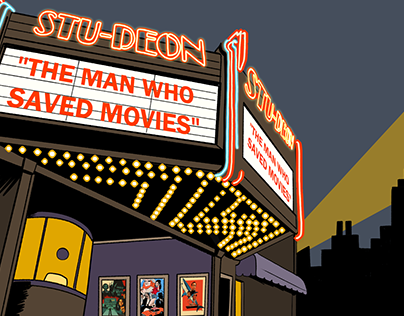 The Man Who Saved Movies