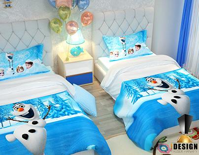 Kids Room 3 Apartment Tayran