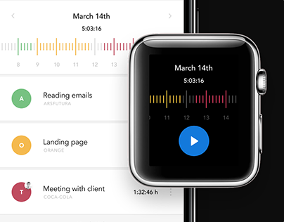 Timetree - Easy to use time tracking app