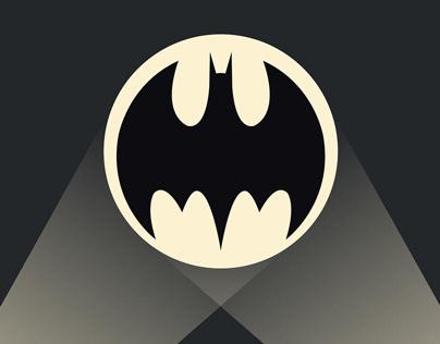 Gotham City: isometric