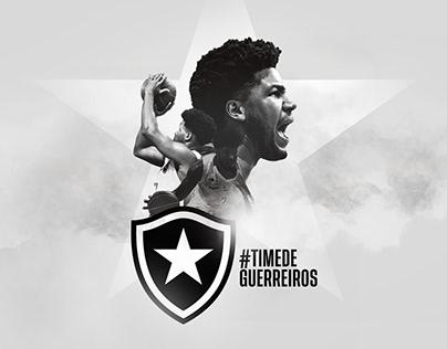 Jackson | Botafogo Basquete Playoffs - NBB 2019