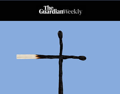 Notre Dame fire, Guardian Weekly