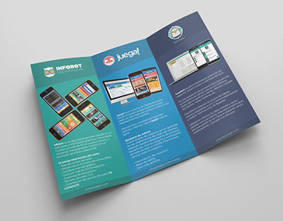 Trifold Design for Sheep Head Apps