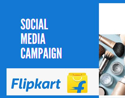 Social Media Campaign - Flipkart