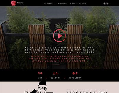 Kyohan Academy - Marcial Arts