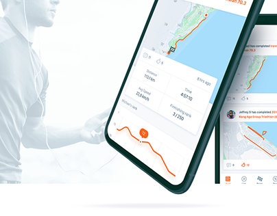 Professional Running Tracking App