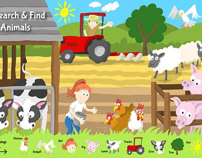 Farmyard Book