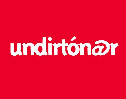 Undirtónar magazine - Collected works 1996-2003