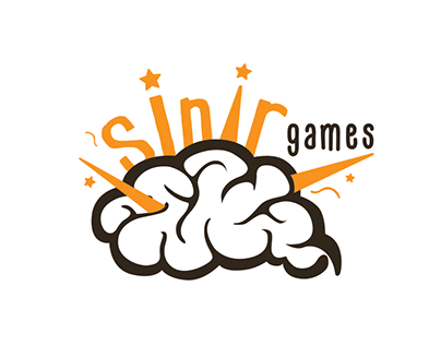 Logo for a game company