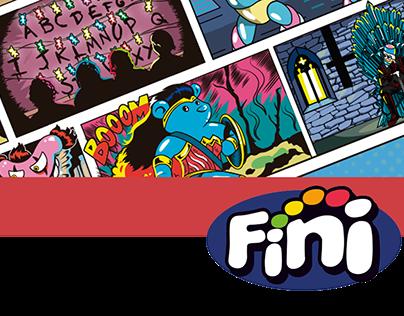 Fini - Comic Con Experience 2017