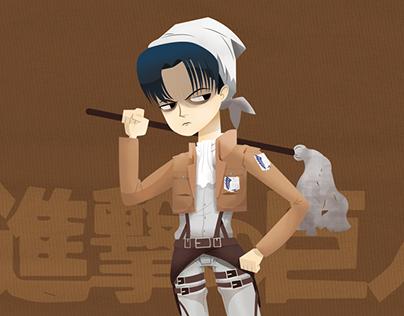 Attact on Titan Art Jam - Shingeki no Kyojin