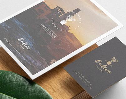 L'ULIVO • Branding