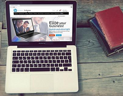 Hp Spain. EliteBook Folio Laptop