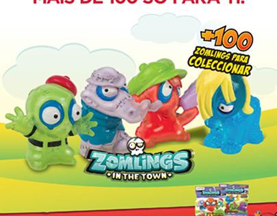 Acção Promocional Zomlings
