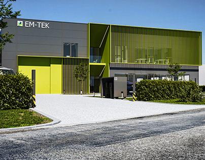 Factory EF