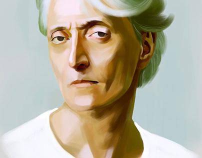 July 2020 Portraits