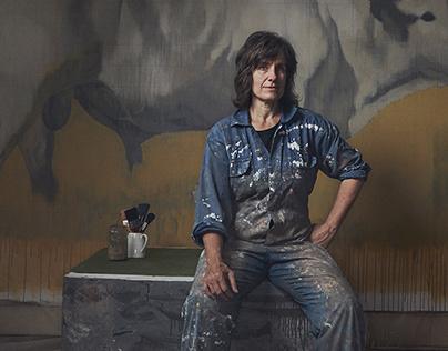 Ellen Christian Sculptor & Artist