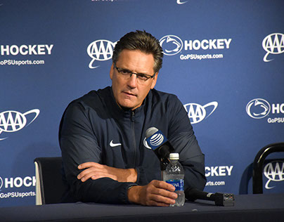 Penn State Men's Hockey Media Day