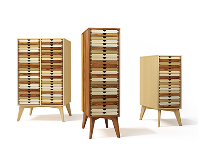 SiXtematic chest of drawers2