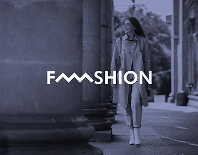 Daily Logo Challenge #16 Faaashion