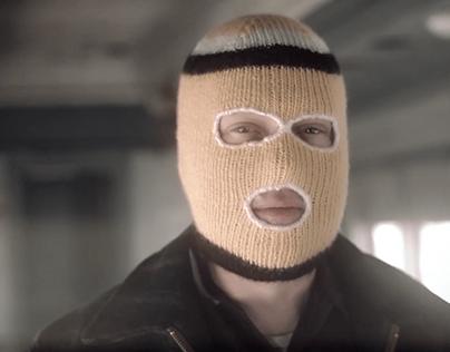 Music Video Ski Mask