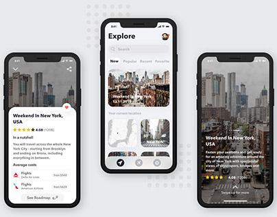 Travel App - Summary