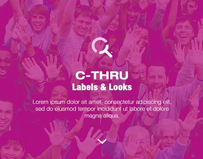 C-THRU UI Design