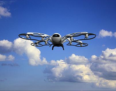 Airnamics R5 drone